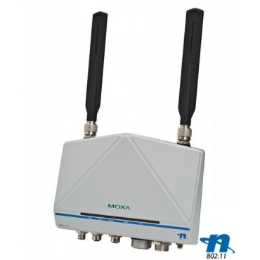 AWK-4131 Series MOXA Industrial IEEE 802.11a/b/g/n IP68 Wireless AP/Bridge/Client
